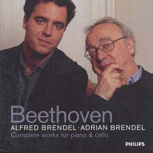 Beethoven - Complete works for piano & cello / Philips