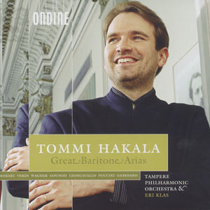 Tommi Hakala<br />Great Baritone Arias