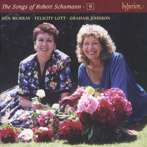The Songs of Robert Schumann - 9