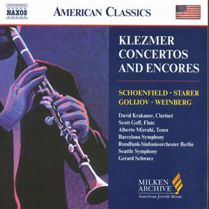 Klezmer Concertos and Encores / Naxos