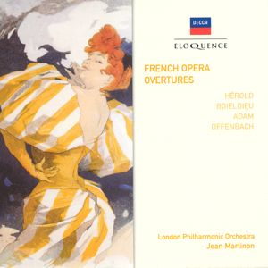 French Opera Overtures