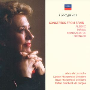 Concertos from Spain / Decca eloquence
