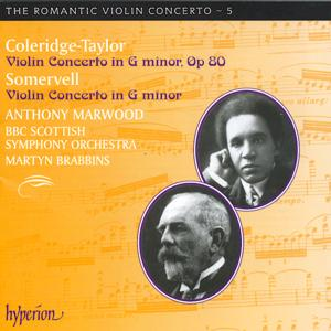 The Romantic Violinconcerto - 5 / Hyperion