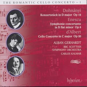 The Romantic Cello Concerto Vol. 1 / Hyperion