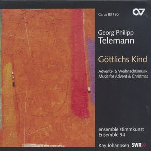 Georg Philipp Telemann, Göttlichs Kind – Advents- & Weihnachtsmusik / Carus