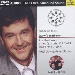 The Auryn Series<br />Auryn&rsquo;s Beethoven