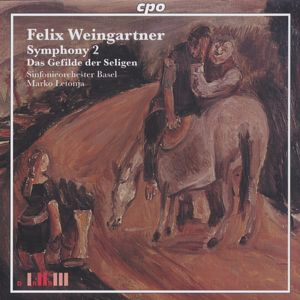 Felix Weingartner Symphonic Works Vol. 3 / cpo