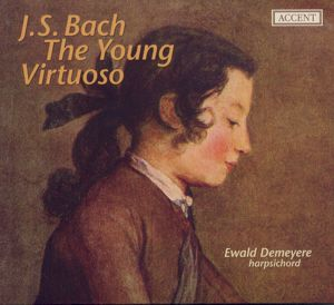 J.S. Bach The Young Virtuoso / Accent