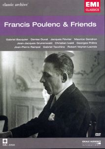 Francis Poulenc & Friends / EMI