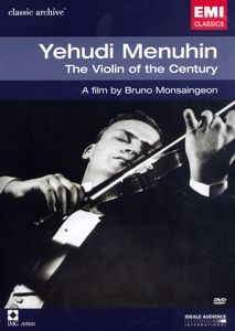 Yehudi Menuhin The Violin of the Century / EMI