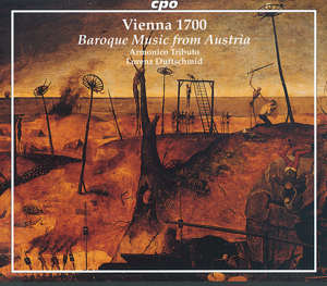 Vienna 1700 Baroque Music from Austria / cpo