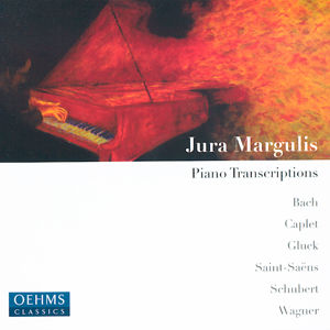 Jura Margulis, Piano Transcriptions / OehmsClassics