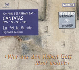 J.S. Bach, Cantatas for the Complete Liturgical Year Vol. 2 / Accent