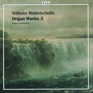 Wilhelm Middelschulte<br />Organ Works Vol. 3