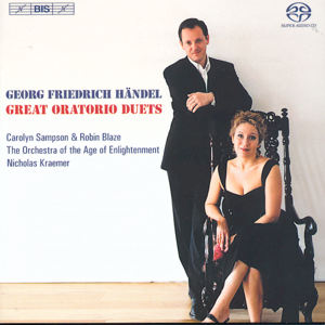 Georg Friedrich Händel<br />Great Oratorio Duets