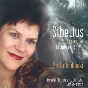 Sibelius<br />Luonnotar - Orchestral Songs