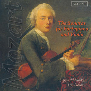 Mozart<br />The Sonatas for Fortepiano and Violin