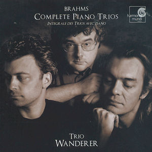 Brahms<br />Complete Piano Trios