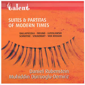 Suites & Partitas of Modern Times / Talent