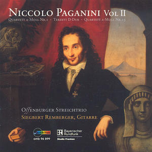 Niccolò Paganini Vol. II / Ambitus