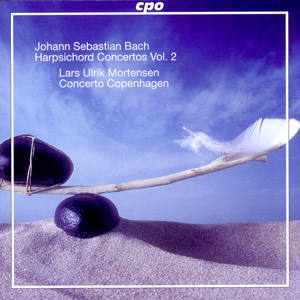 Johann Sebastian Bach, Concertos for Harpsichord and String Vol. 2 / cpo