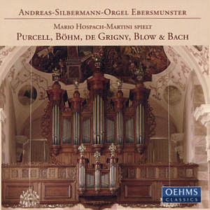 Andreas-Silbermann-Orgel Ebersmünster / OehmsClassics