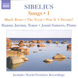 Jean Sibelius Songs Volume I / Naxos