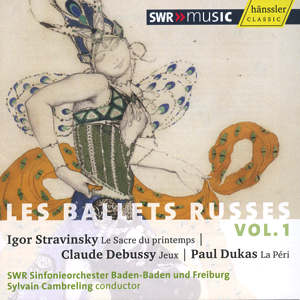 Diaghilev, Les Ballets Russes Vol. I / SWRmusic