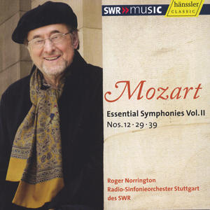 W. A. Mozart, The Essential Symphonies Vol. II / SWRmusic