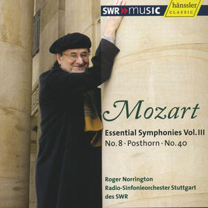 W. A. Mozart, The Essential Symphonies Vol. III / SWRmusic