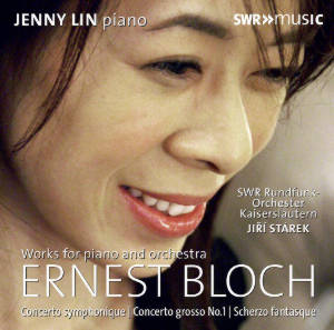 Ernest Bloch, Works for Piano and Orchestra / SWRmusic