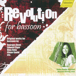 Revolution for bassoon / hänssler CLASSIC