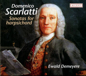 Domenico Scarlatti Sonatas for harpsichord / Accent