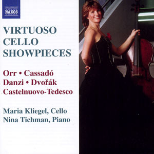 Virtuoso Cello Showpieces / Naxos