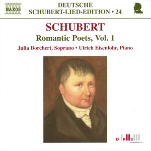 Franz Schubert Romantic Poets, Vol. 1 / Naxos