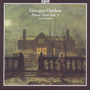 George Onslow<br />Piano Trios Vol. 1