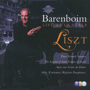 Barenboim Live At Scala<br />Liszt