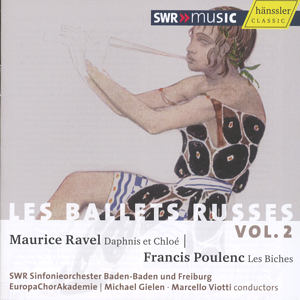 Diaghilev, Les Ballets Russes Vol. II / SWRmusic