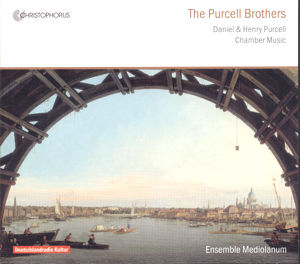 The Purcell Brothers<br />Daniel & Henry Purcell<br />Chamber Music