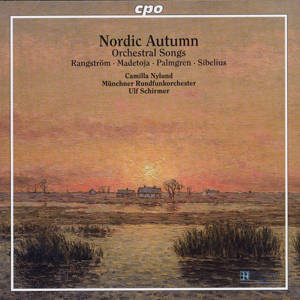 Nordic Autumn Orchestral Songs / cpo