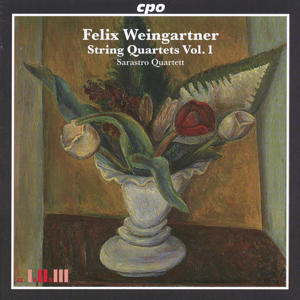 Felix Weingartner<br />String Quartets Vol. 1