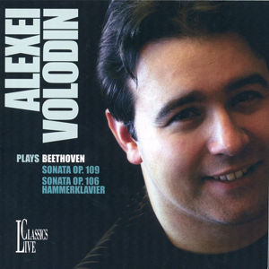 Alexei Volodin plays Beethoven
