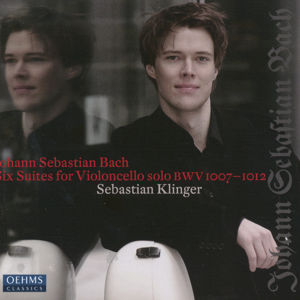 J. S. Bach<br />Six Suites for Violoncello solo BWV 1007-1012