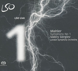 LSO Live 1 CD/SACD stereo/surround LSO0663