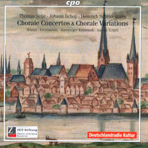 Chorale concertos and Chorale variations