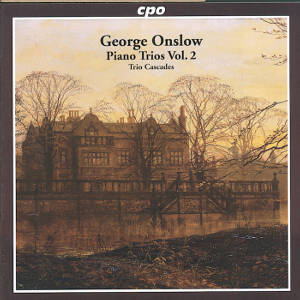 George Onslow<br />Piano Trios Vol. 2