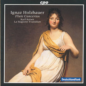 Ignaz Holzbauer, Concerti for Traverse Flute & String Orchestra / cpo