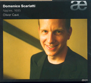 Domenico Scarlatti<br />Naples, 1685