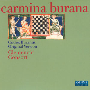 Carmina Burana Medieval Songs form the Codex Buranus / OehmsClassics