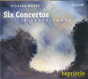 Richard Mudge Six Concertos in Seven Parts / Tudor